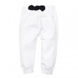 Pantalón con moño